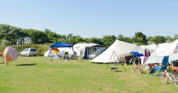 Camping Noord-Holland